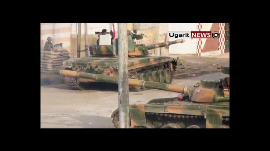 Video Rusko předložilo návrh rezoluce o Sýrii