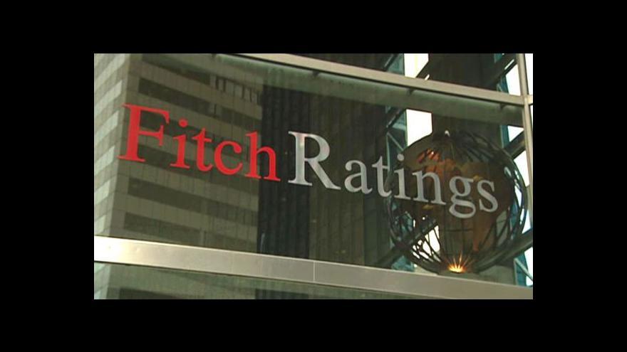 Video Pokles ratingů bank
