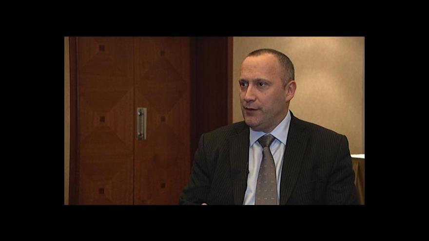 Video Rozhovor s ředitelem DPD Johnem Actonem