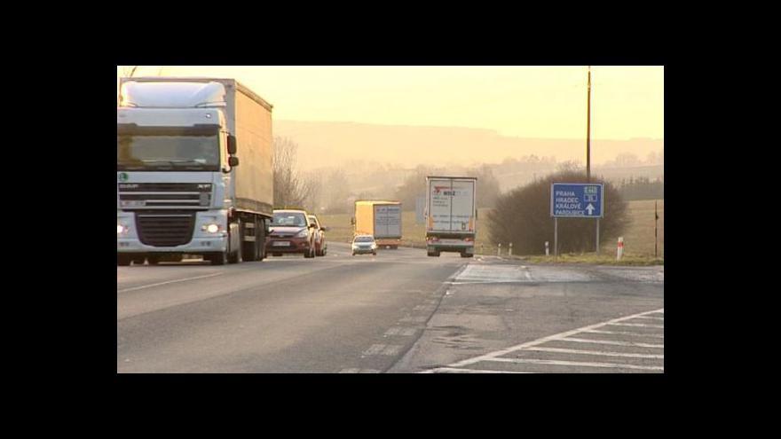 Video Rychlostní silnice R35