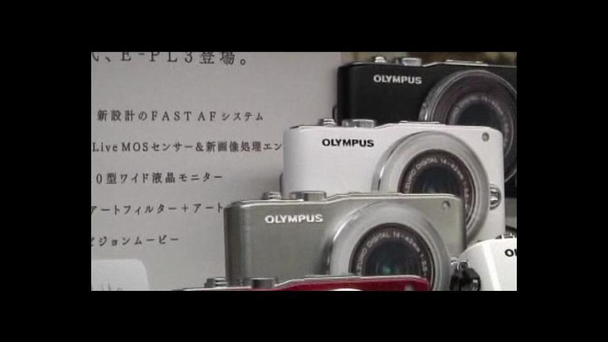 Video Olympus zatím přežil