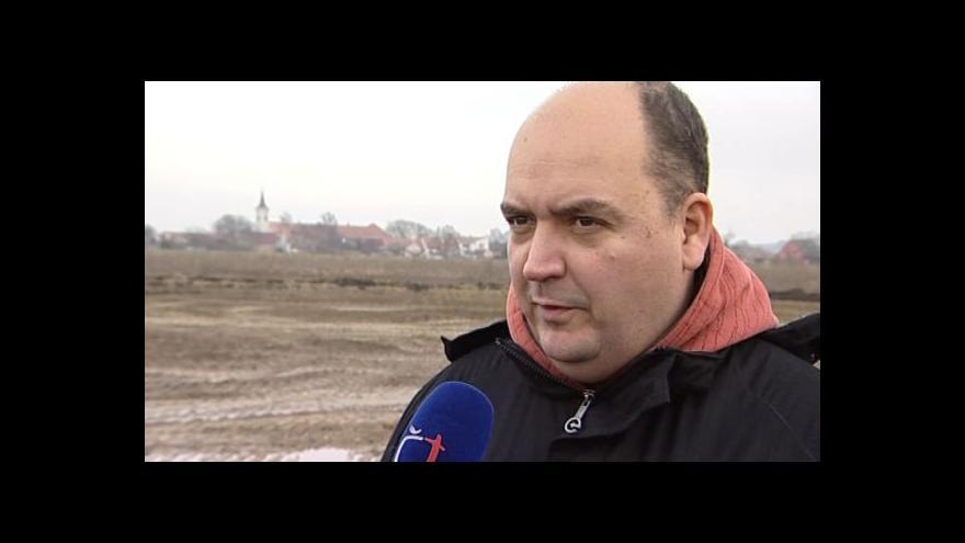 Video Archeolog Balázs Komoróczy o nálezech