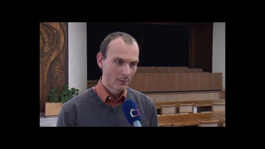 Video Luděk Müller o předmětu zakázky