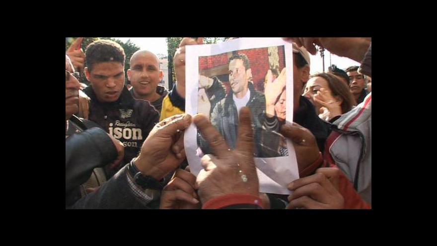 Video Sacharovova cena putuje do rukou arabských aktivistů