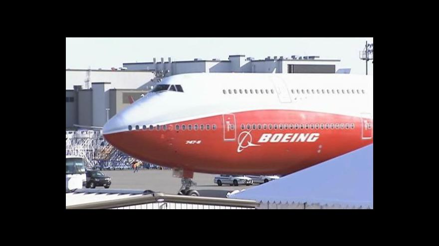 Video Boeing dostal od Southwest Airlines obří zakázku