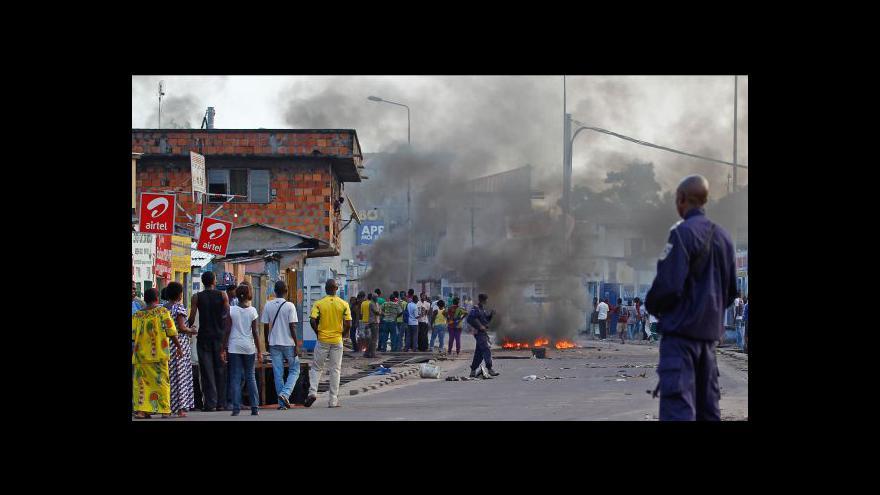 Video V Kongu zvítězil Kabila