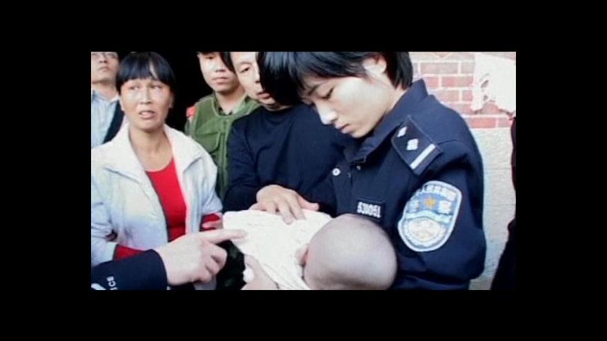 Video V Číně se stále víc kšeftuje s dětmi