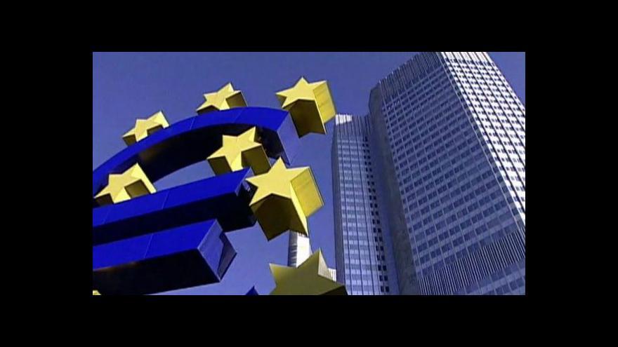 Video Vliv summitu na finanční trhy