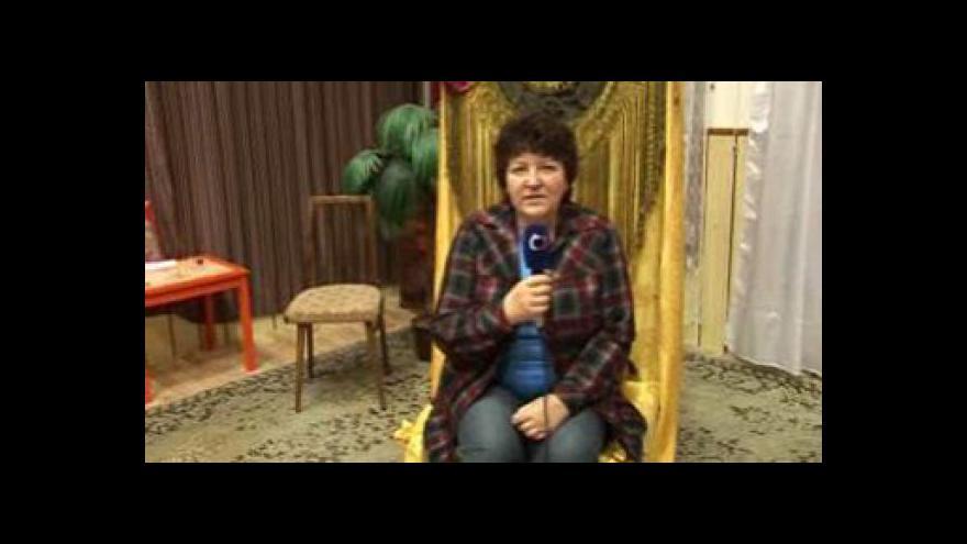 Video Reportáž Ireny Fischerové
