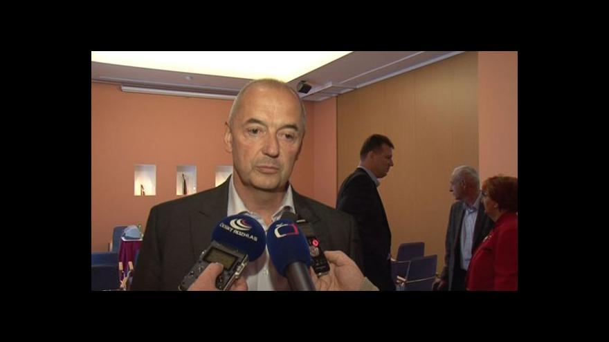 Video Místostarosta Blanska Jiří Crha (ODS) o dražbě