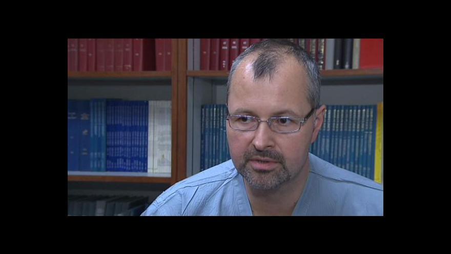 Video Rozhovor s Bohdanem Pomahačem