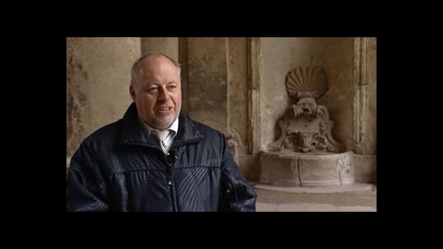 Video Starosta Lednice Libor Kabát o zdržení oprav