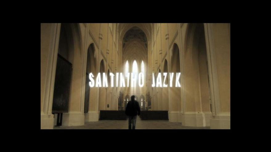Video Santiniho jazyk - trailer