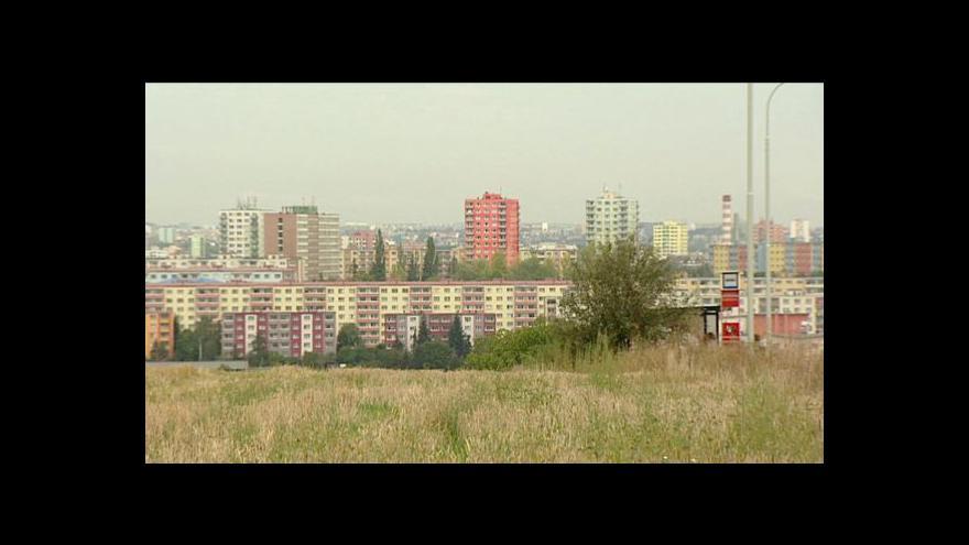 Video Milénium o revitalizaci panelových sídlišť