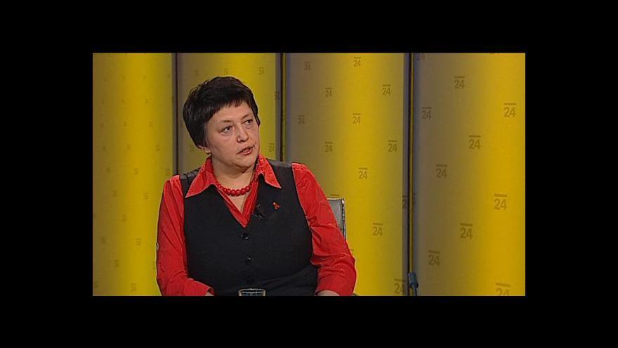 Video Rozhovor s Džamilou Stehlíkovou