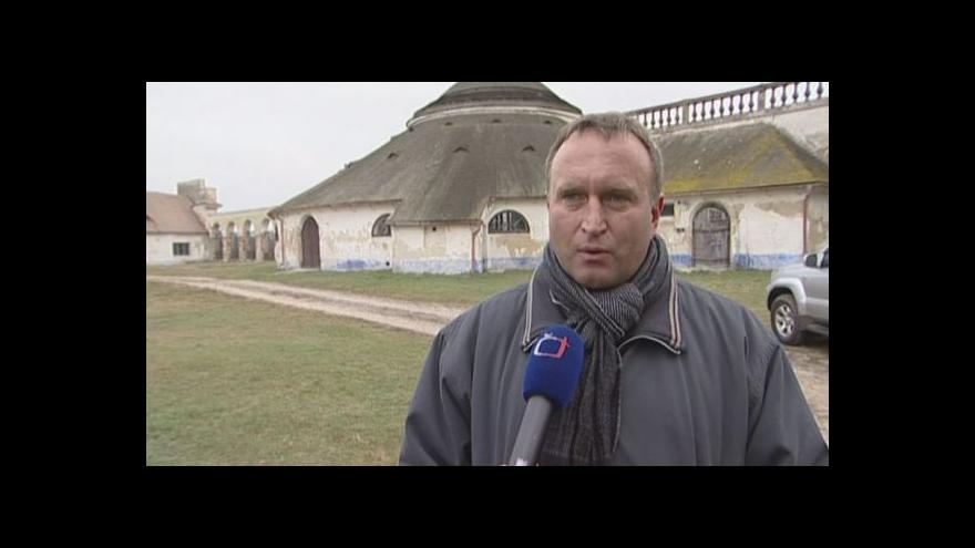 Video Majitel Luděk Mikulecký o historii a budoucnosti Nového Dvora