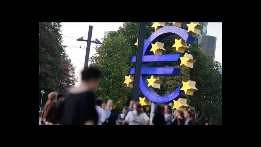 Video Posílení eurovalu