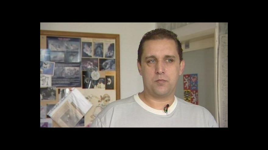 Video Chiropterolog Jan Zukal o syndromu bílého nosu u netopýrů