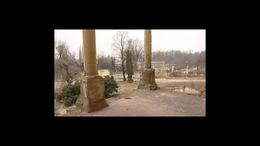 Video NO COMMENT: Hrušovanský zámek