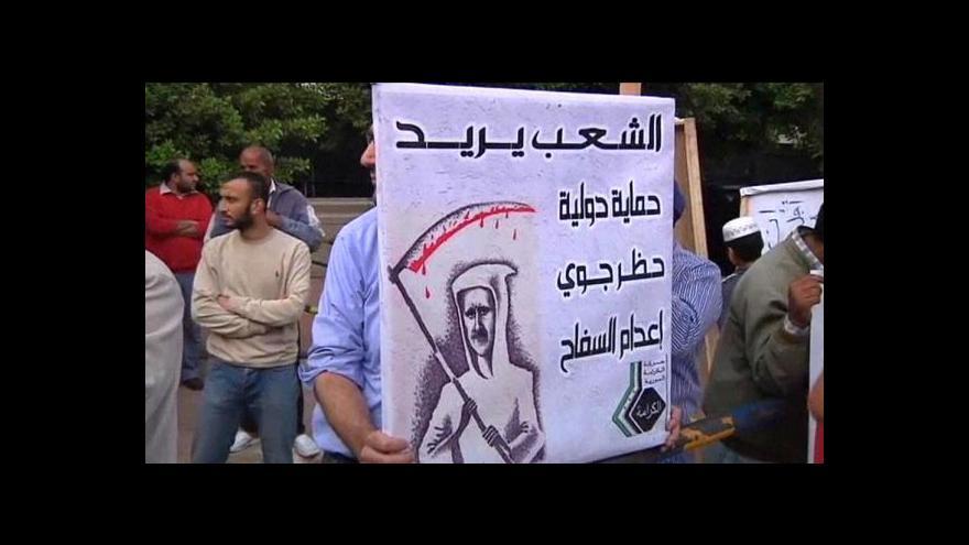 Video Arabská liga schválila protisyrské sankce