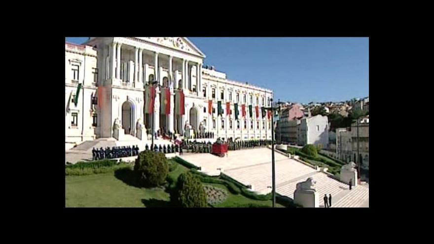 Video Demonstrace v Portugalsku