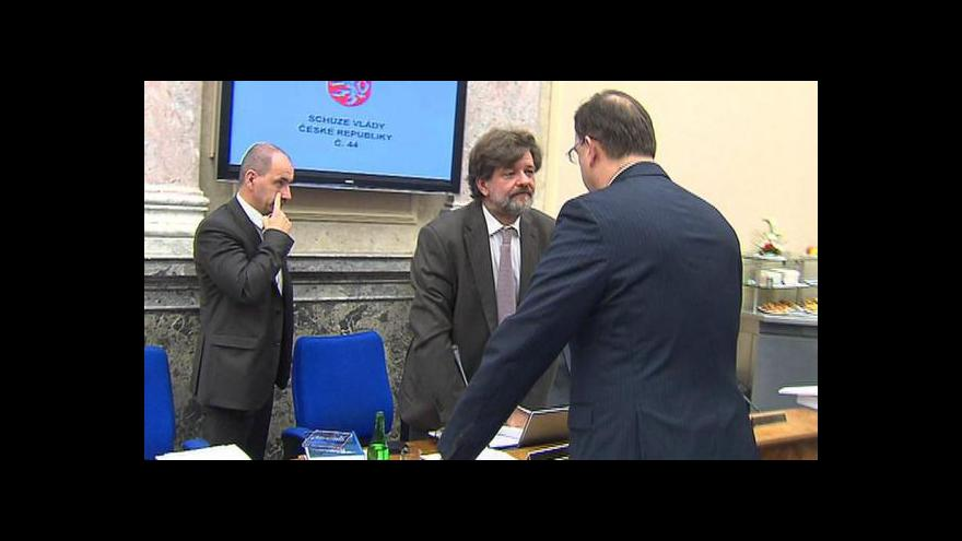 Video Reportáž Davida Blažka