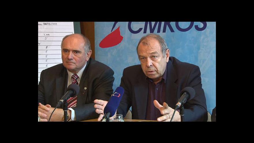 Video Odbory k vládním reformám
