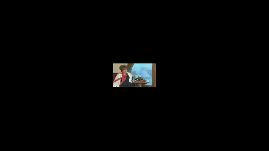 Video Vlasta Chramostová oslavila pětaosmdesátiny