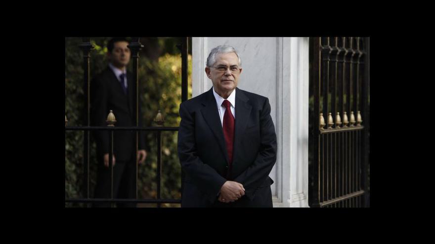 Video Řecký parlament bude hlasovat o důvěře nové vládě