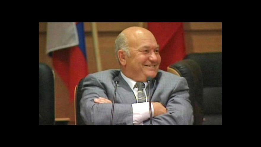 Video Rozhovor s Josefem Pazderkou