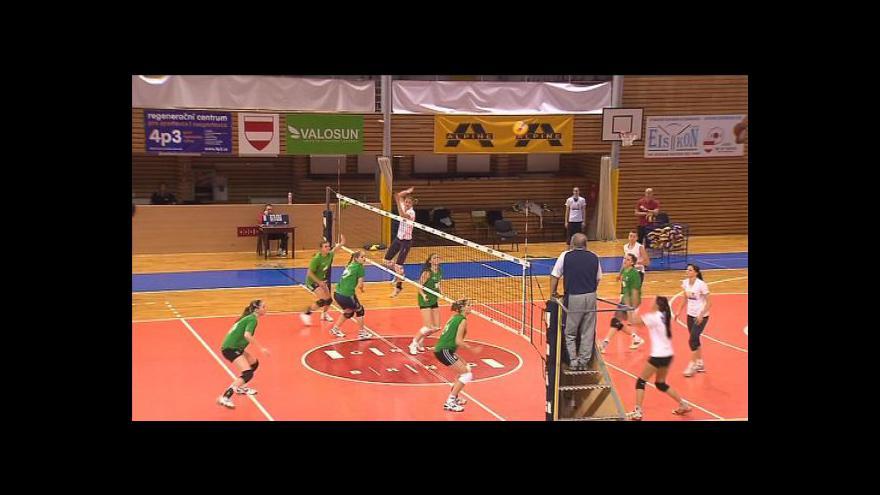 Video Trenéři a Tereza Tobiášová hodnotí zápas