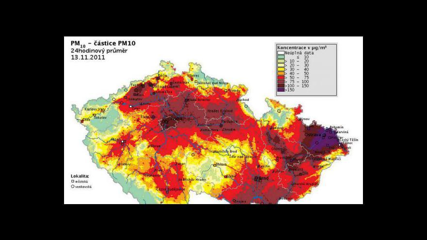 Video Informace o počasí v Událostech