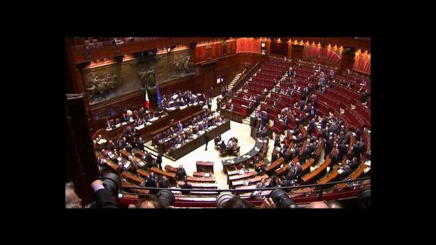 Video Mario Monti začne sestavovat novou vládu