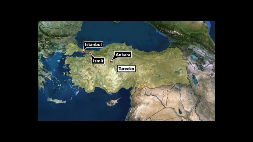 Video Únos tureckého trajektu