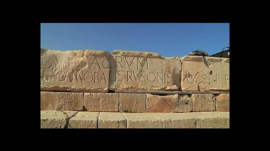 Video Turisté do Libye