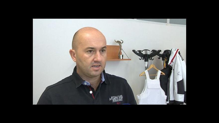 Video Policejní vyjednavač Martin Baláš
