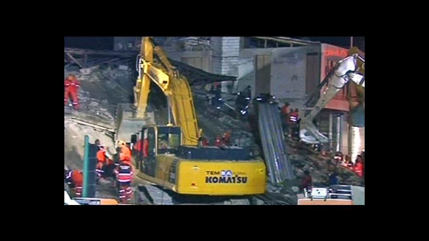 Video Zemětřesení v Turecku znovu zabíjelo