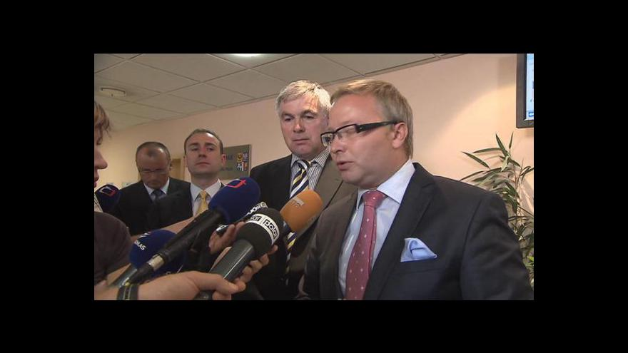 Video Brífink ministra Chalupy
