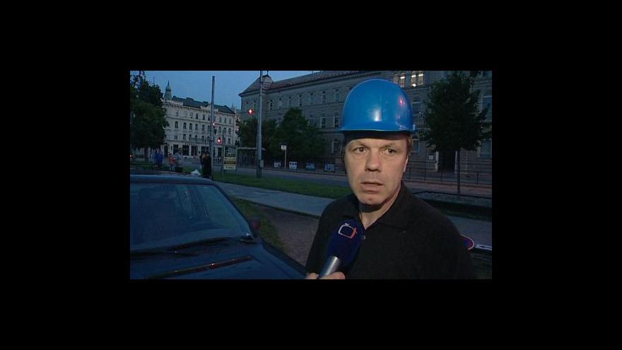 Video Olomouc bez proudu