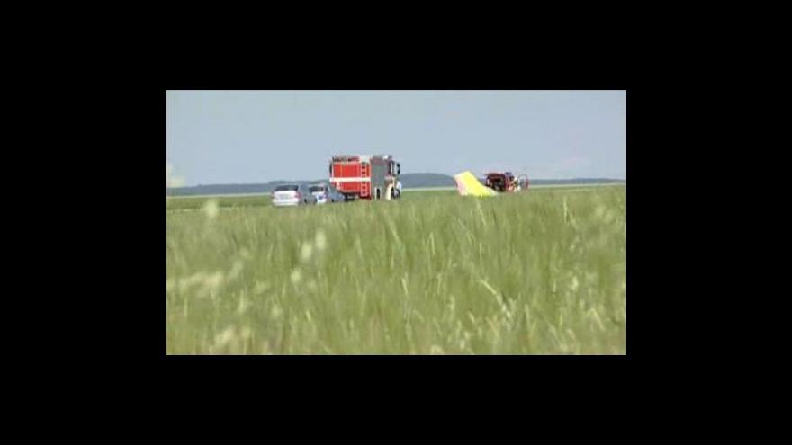 Video Velitel hasičů Tomáš Krejčí a mluvčí záchranářů Barbora Zuchová