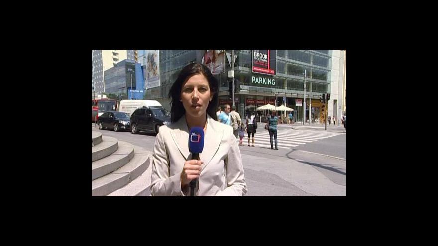 Video Reportáž Hedviky Dědkové