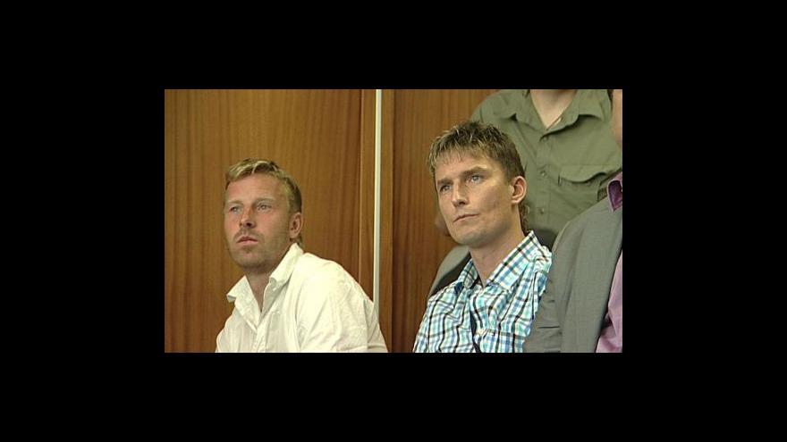 Video Soud rozplétá korupční kauzu