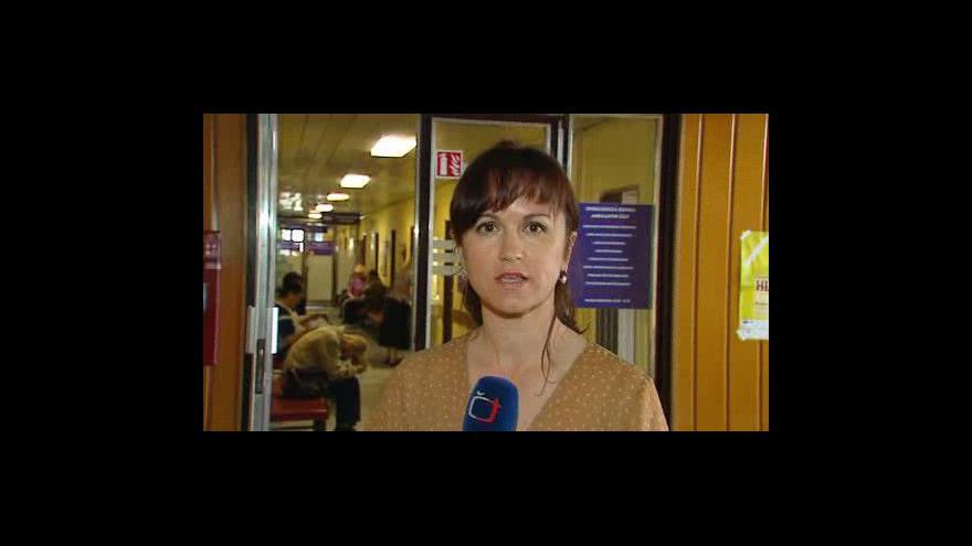 Video Reportáž Martiny Vysloužilové a Silvie Klekové