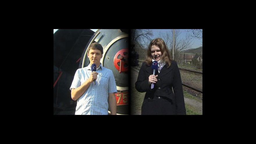 Video Reportáže Jakuba Kajtmana a Veroniky Glötzerové