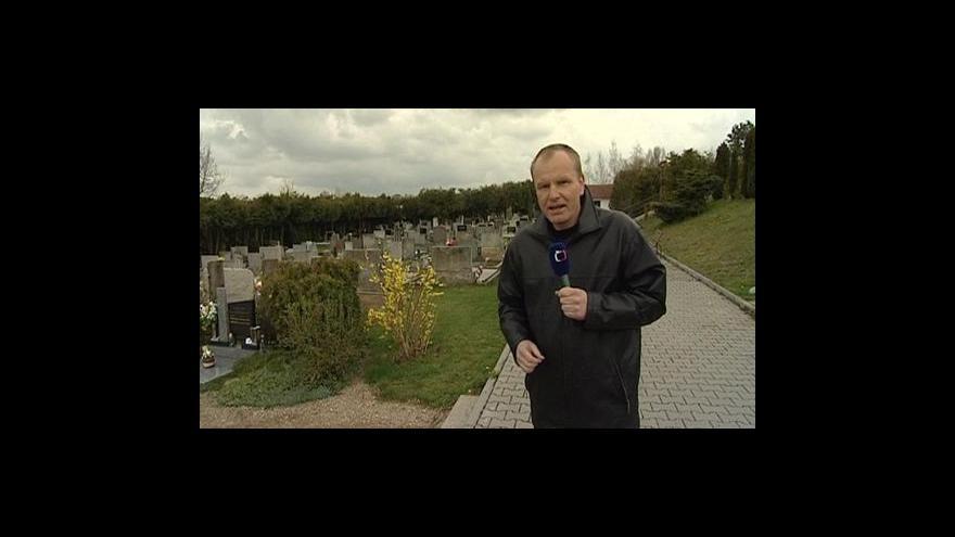 Video U Dobronína může být ještě další masový hrob
