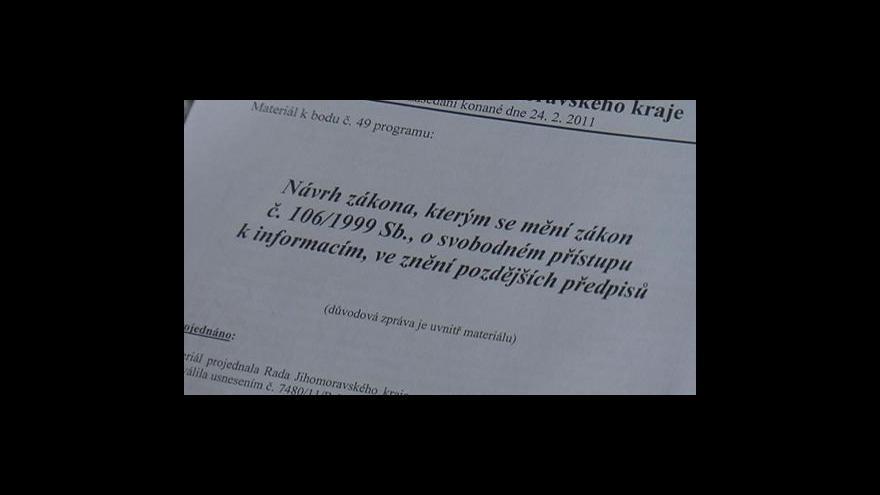 Video Reportáž Ivety Zieglové