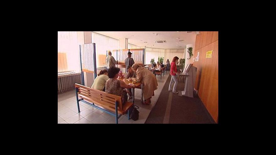 Video Blanka Poulová o reorganizaci úřadů práce
