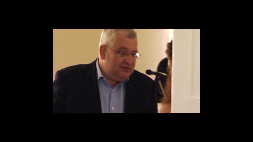 Video Reportáž Dalibora Bártka a Radky Štědré