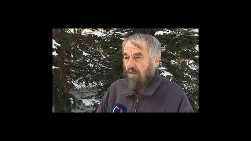 Video Milan Orálek, ochránce přírody z Valašského Meziříčí, o útoku vlků