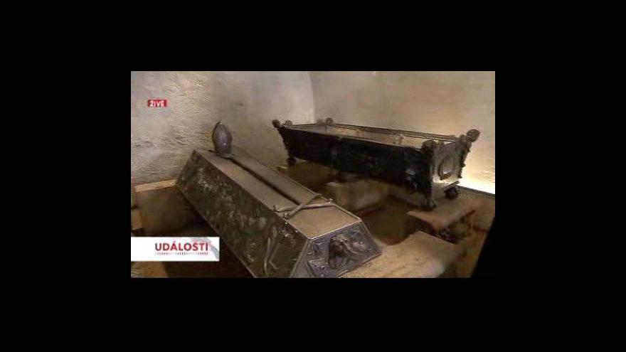 Video Vstup Martiny Vysloužilové